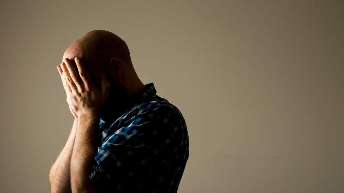 Male suicide survey