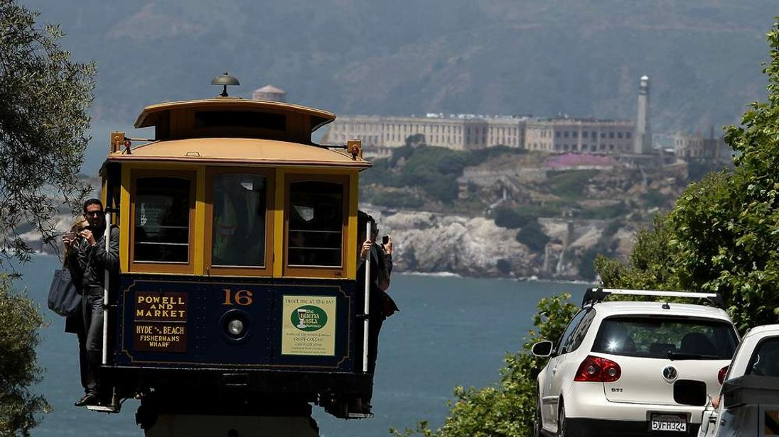 San Francisco's Famed Cable Car Fare To Increase