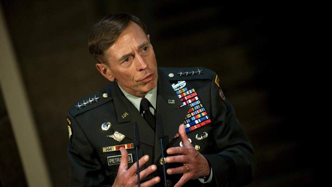 US General David Petraeus