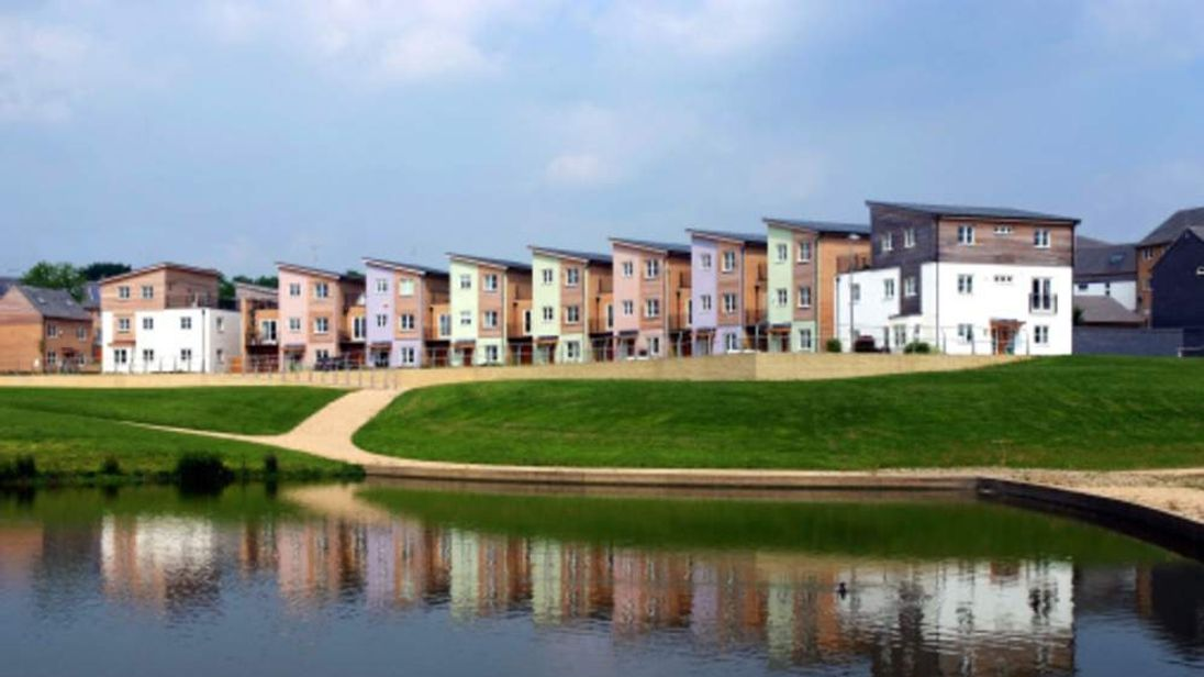 New housing development