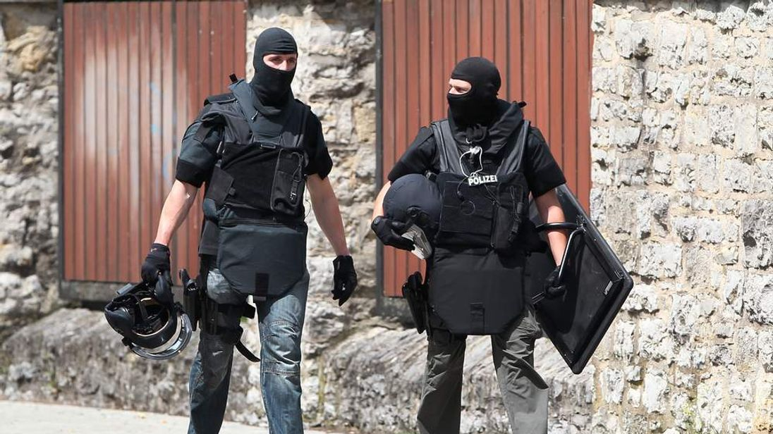 Germany Hostage Situation