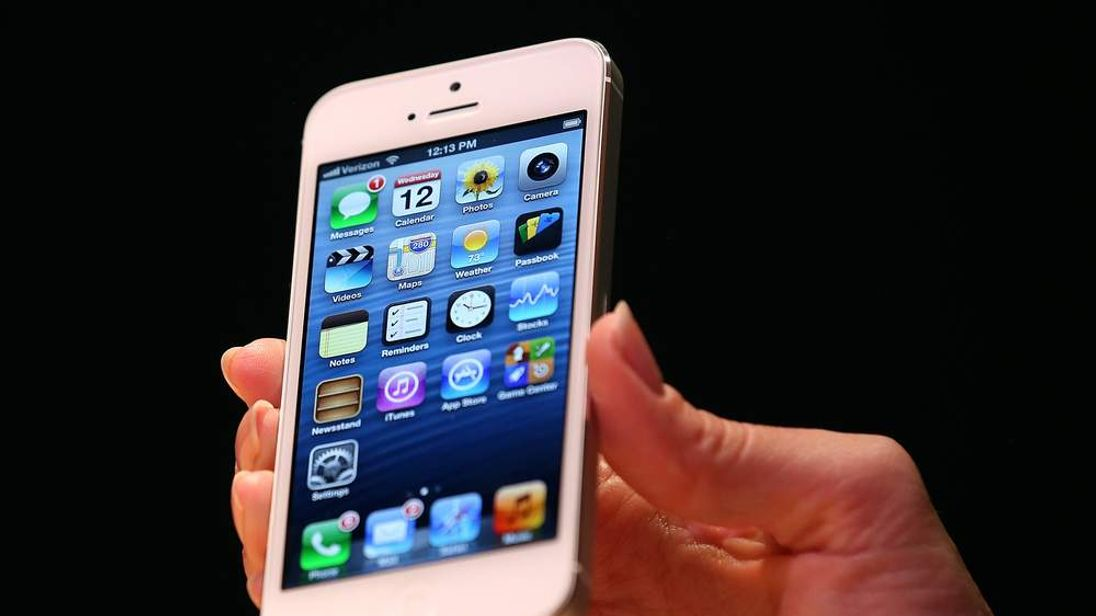 Apple iPhone 5 Set To Go On Sale