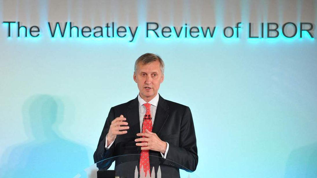 Martin Wheatley, the chief executive of the Financial Conduct Authority
