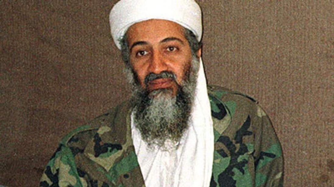 Al Qaeda leader Osama bin Laden