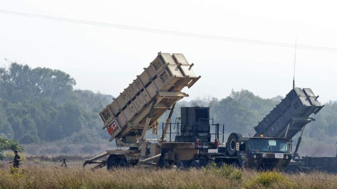 ISRAEL-US-DEFENCE-MILITARY-EXERCISE
