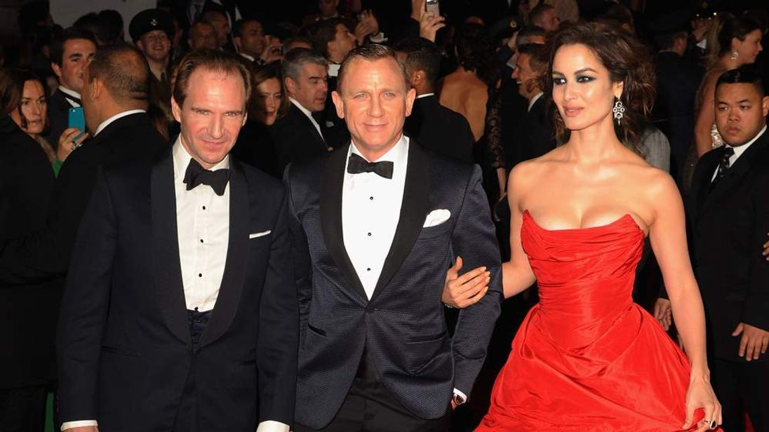 Skyfall Royal World Premiere