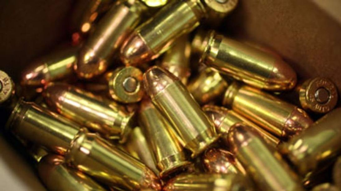 Stray bullet hit boy in Chest