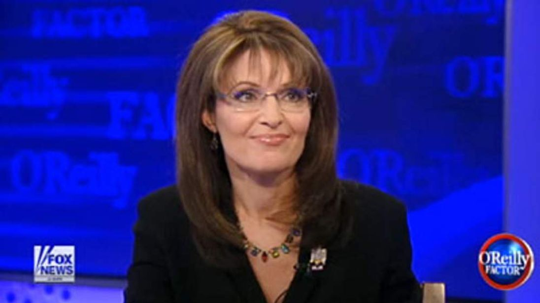 Sarah Palin's debut on Fox News