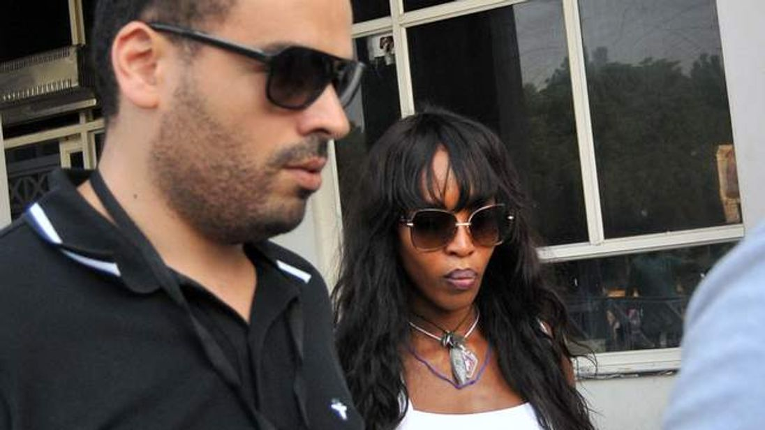 Naomi Campbell's 50th birthday