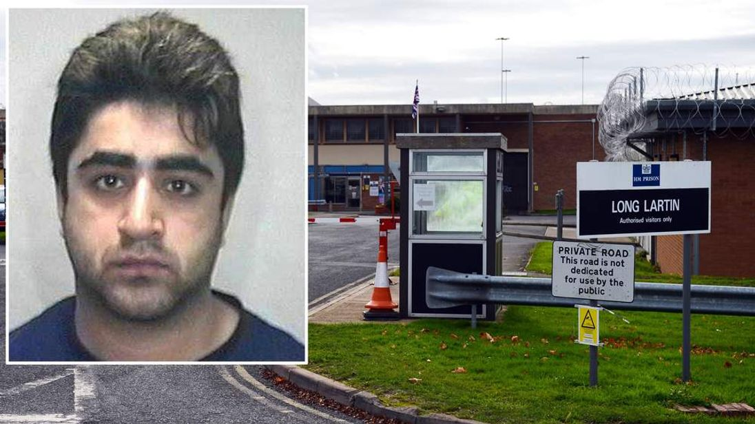 Subhan Anwar who was jailed in 2009 for torturing and murdering two-year-old Sanam Navsarka, has been killed in Long Lartin Prison in Worcestershire