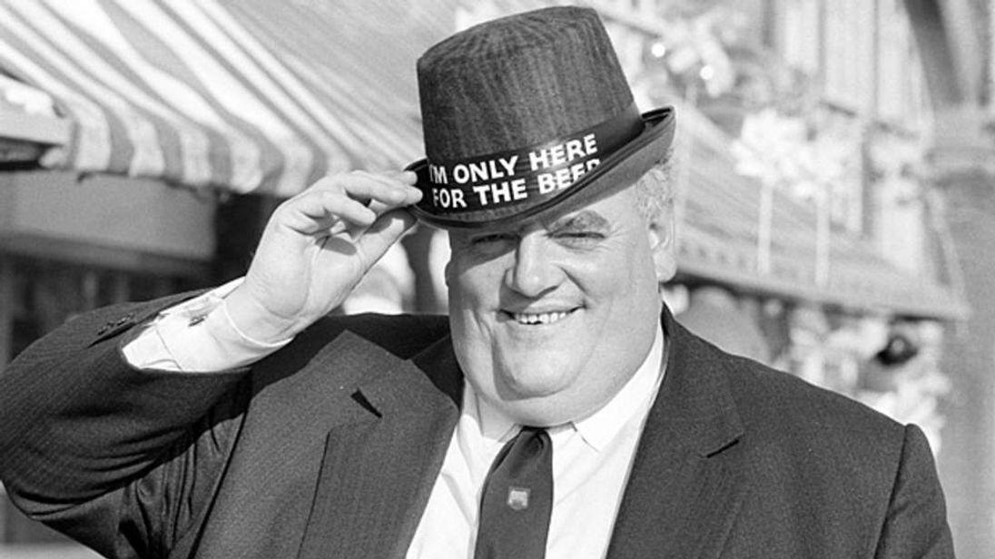 Veteran politician Sir Cyril Smith