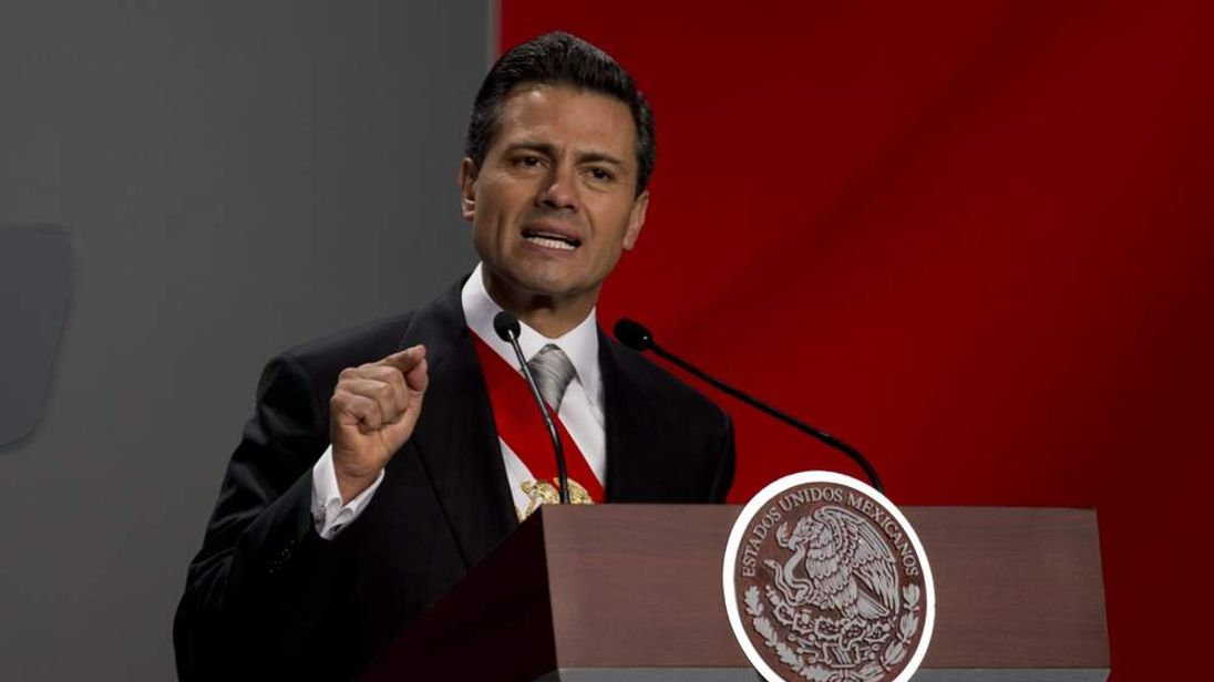 MEXICO-PENA NIETO-INAUGURATION