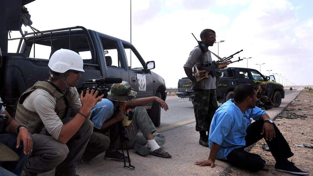 James Foley (L)
