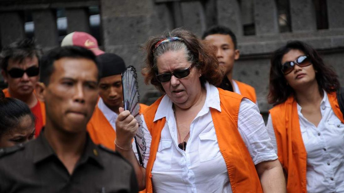 INDONESIA-BRITAIN-CRIME-DRUGS-TRIAL