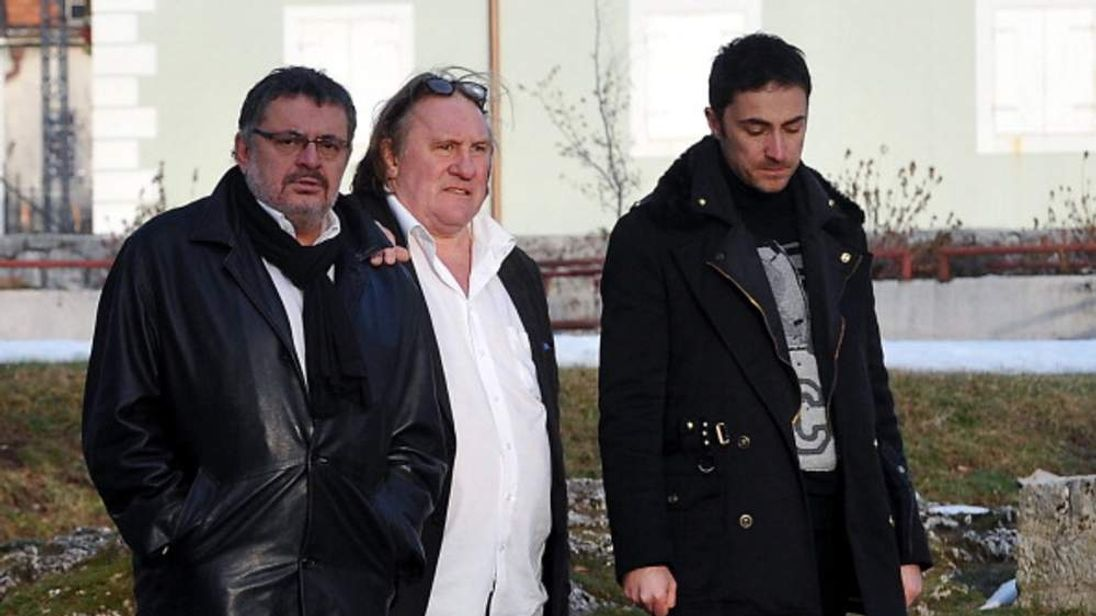 MONTENEGRO-FRANCE-FILM-DEPARDIEU