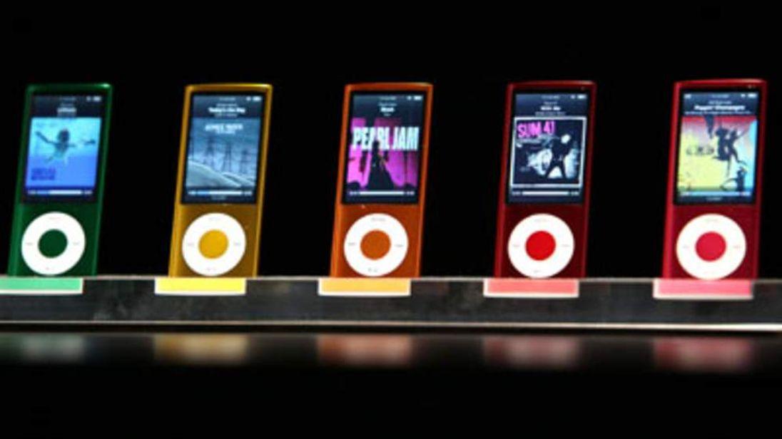 Mini iPods