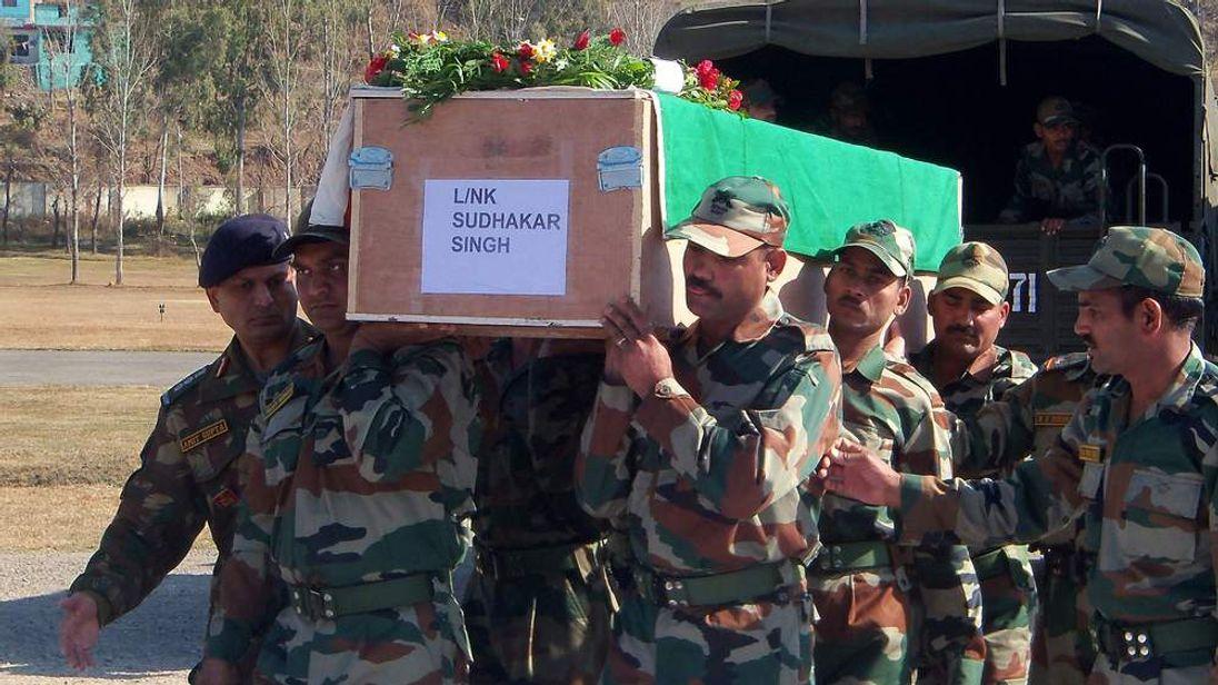 INDIA-PAKISTAN-MILITARY-KASHMIR-UNREST