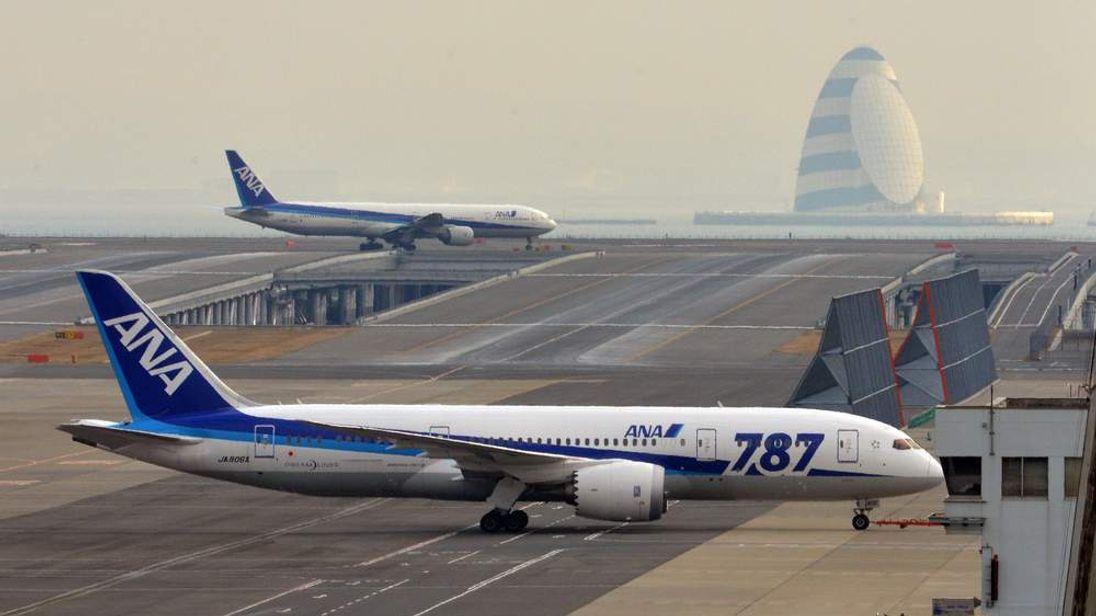 ANA Boeing 787