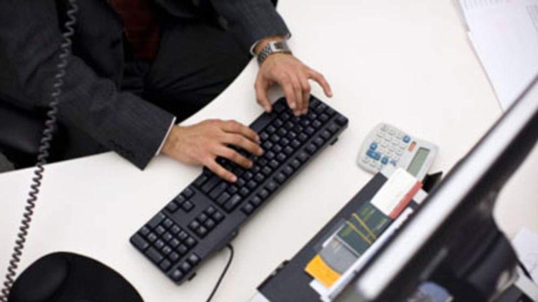 Office worker