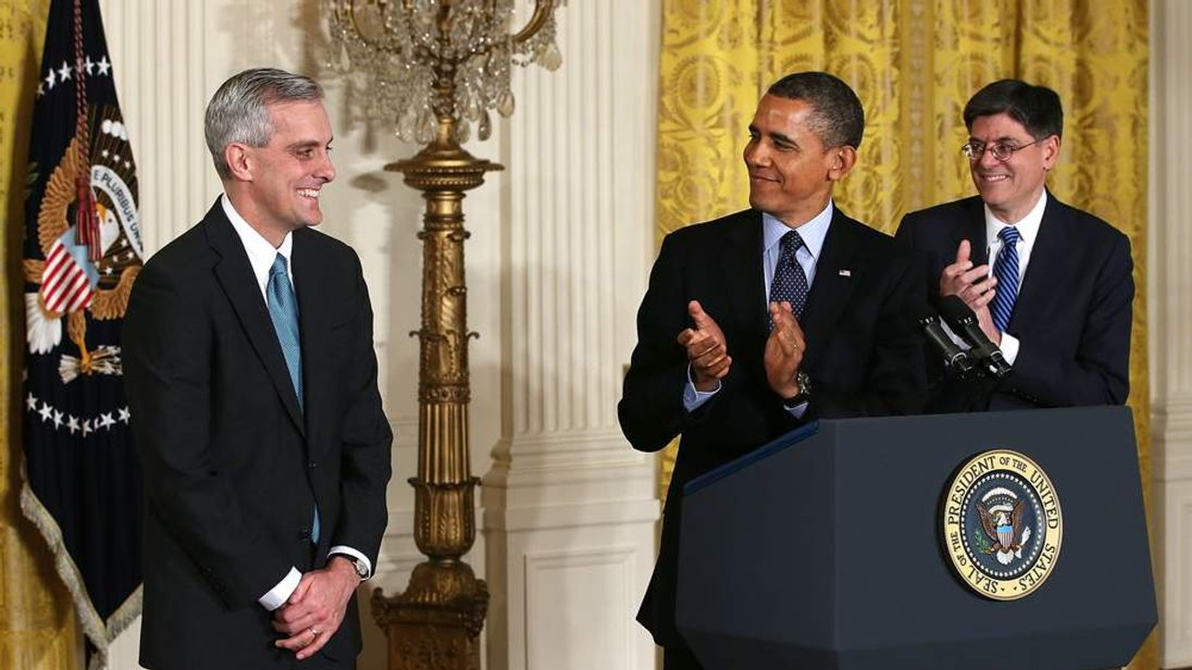 President Obama Names Denis McDonough To Be White House Chief Of Staff