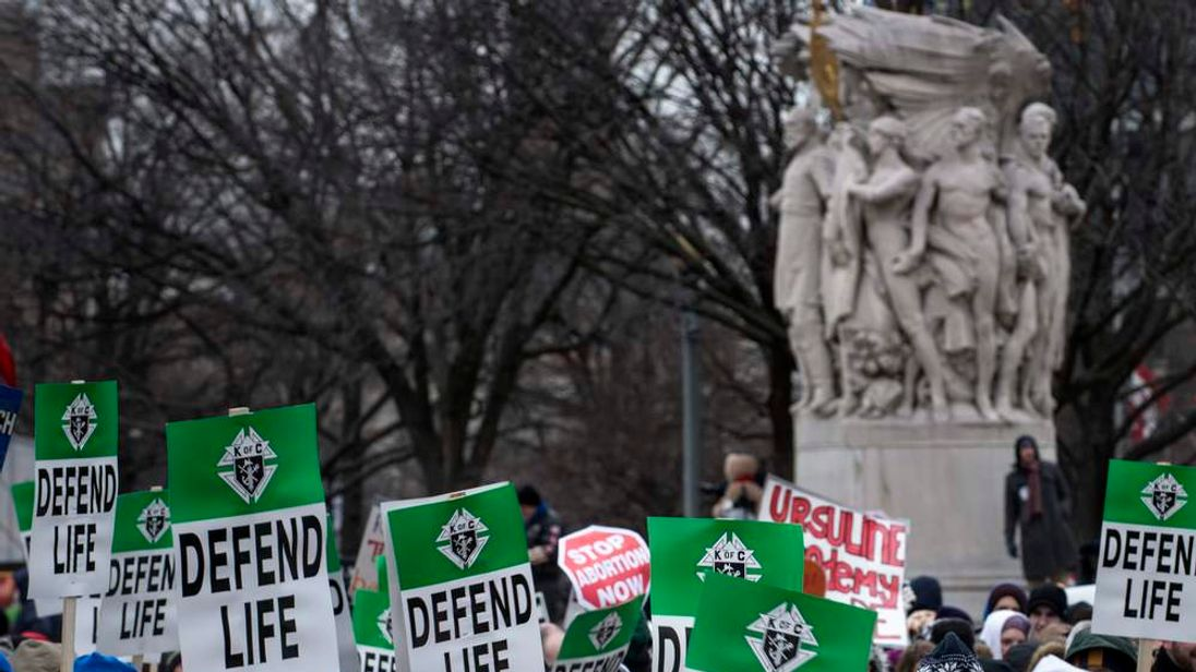 2013 March for Life in Washington, DC