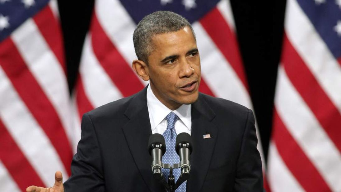 President Obama Delivers Address On Immigration Reform In Las Vegas, Nevada