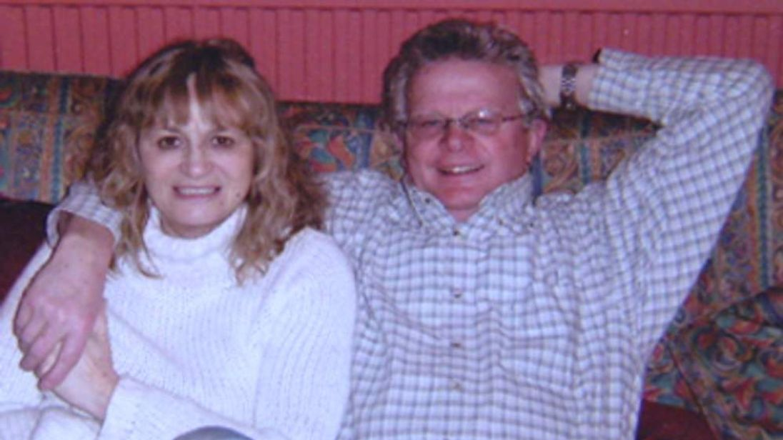 Grahame and Marion Giles.