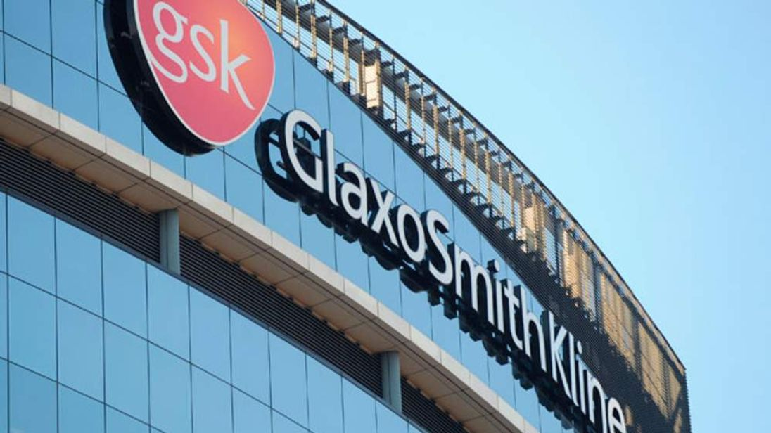 The GlaxoSmithKline building in west London