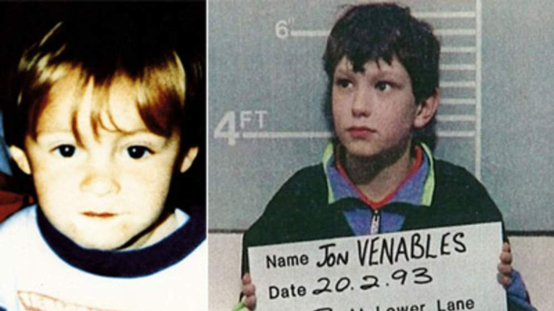 James Bulger and Jon Venables.