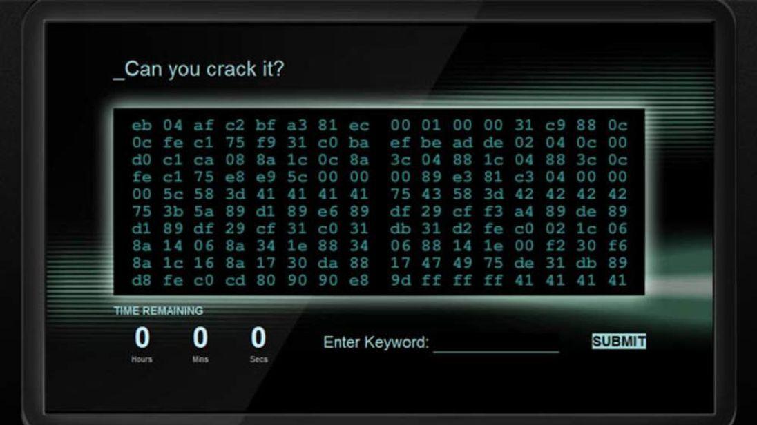GCHQ code cracking