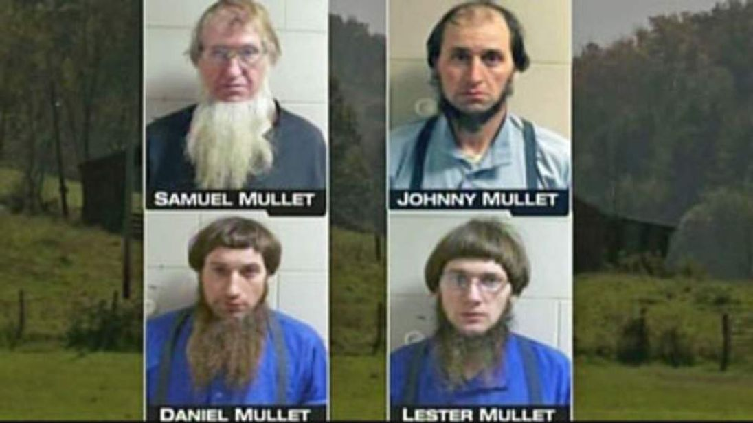 Some of the Amish people accused of hair and beard-cutting attacks in Ohio