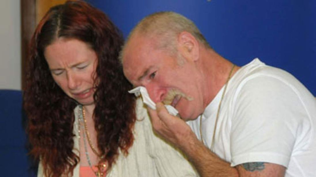 Mick Philpott and his wife