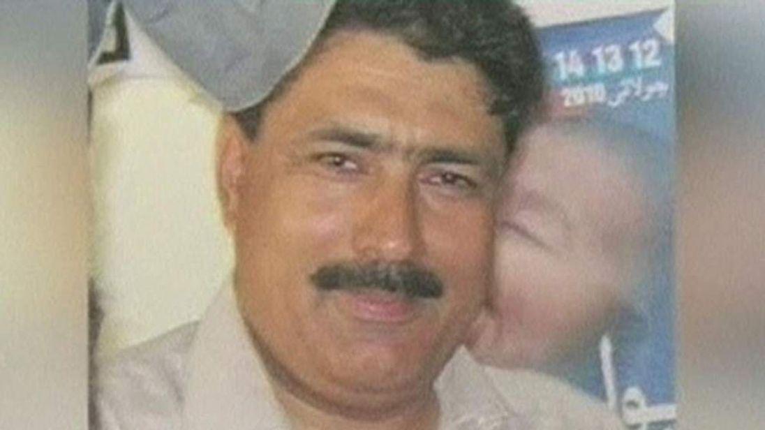 Pakistani doctor Shakil Afridi