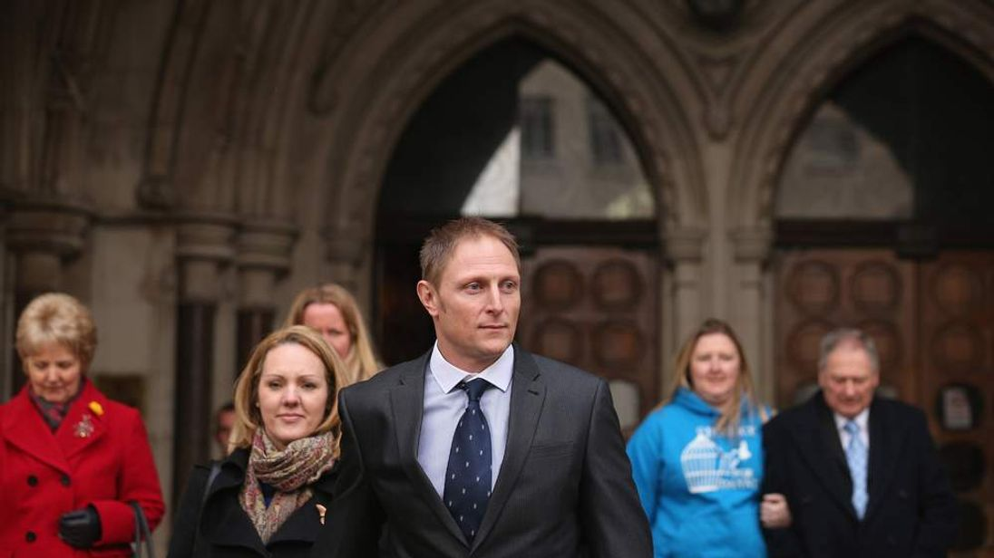 SAS Sergeant Danny Nightingale Appeals For His Conviction To Be Quashed At The Courts Of Appeal