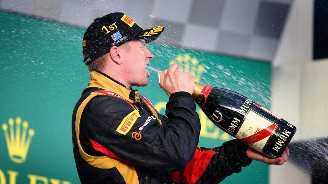 Australian F1 Grand Prix - Race