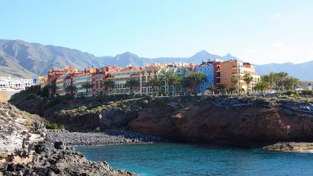 Bahia Principe hotel in Adeje, Tenerife