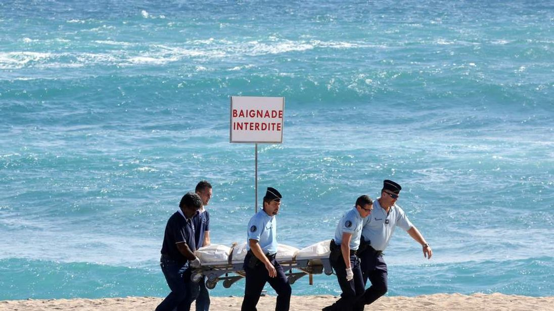 Surfer killed in shark attack on Reunion Island in Indian Ocean