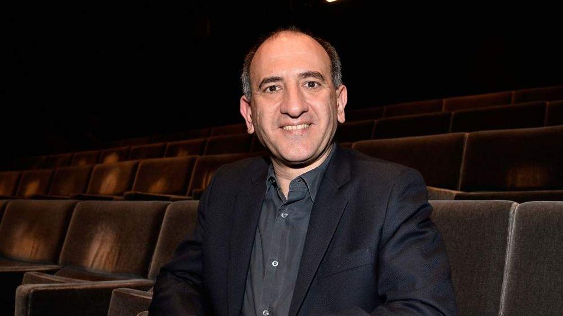 """BAFTA LA """"Behind Closed Doors"""" With Armando Iannucci"""