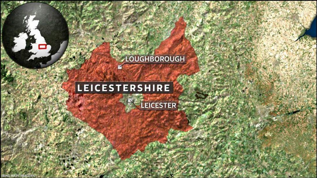 Earthquake Leicestershire