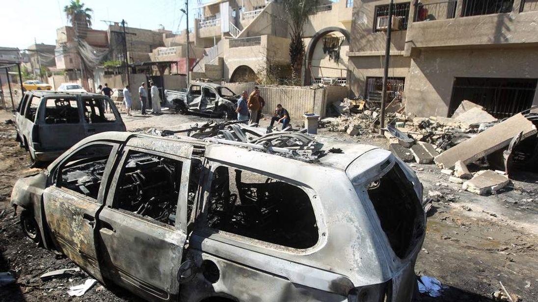 IRAQ-CONFLICT-ATTACK