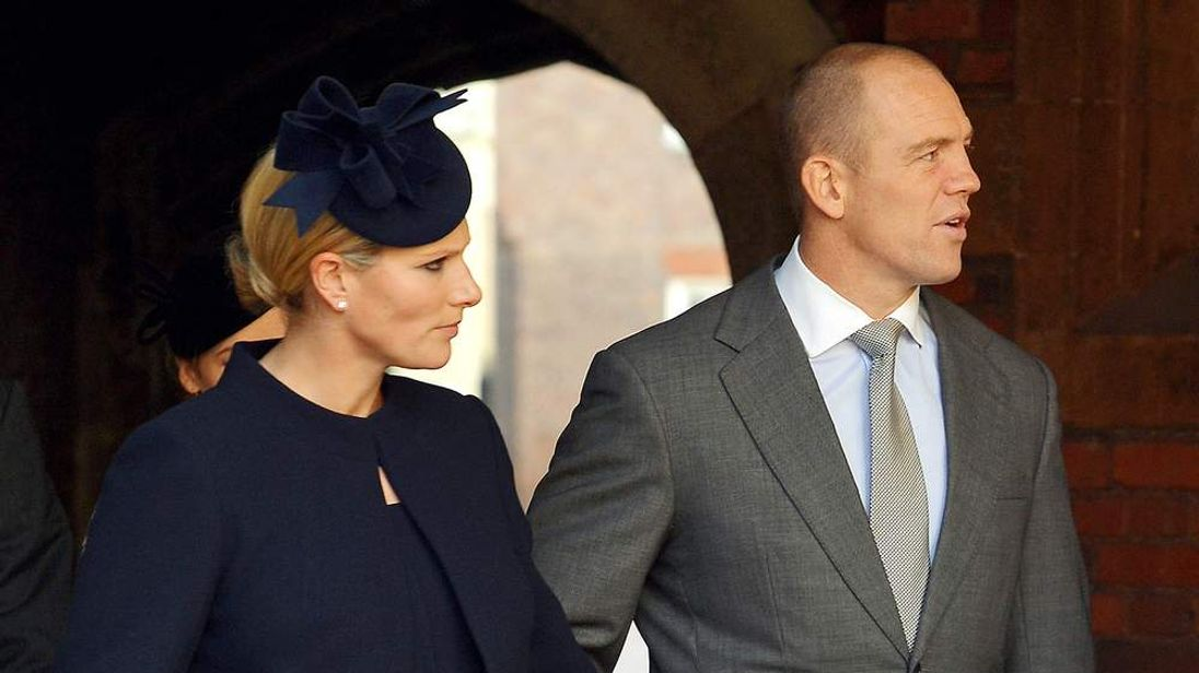 Zara Tindall has given birth to her first child, a baby girl.