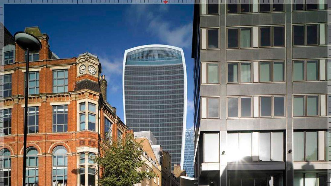 Walkie-Talkie building to get sun shade