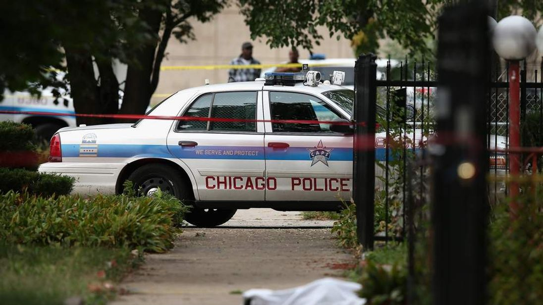 Shootings In Chicago Add To 'Murder Capital' Label