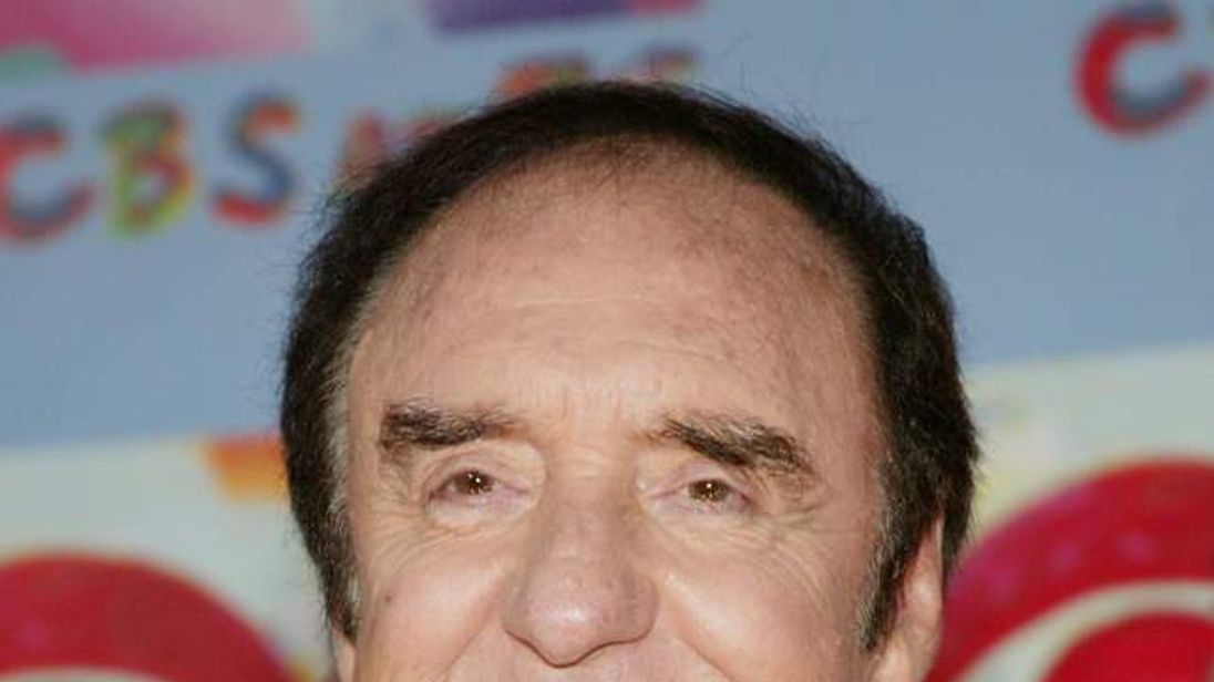 Actor Jim Nabors