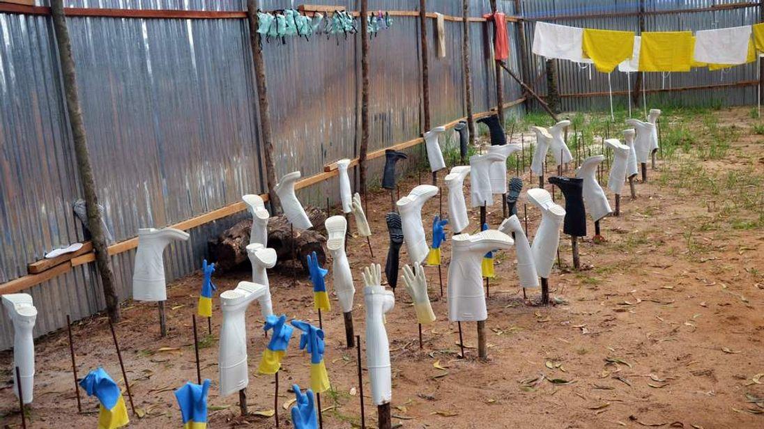 Ebola Epidemic In Liberia