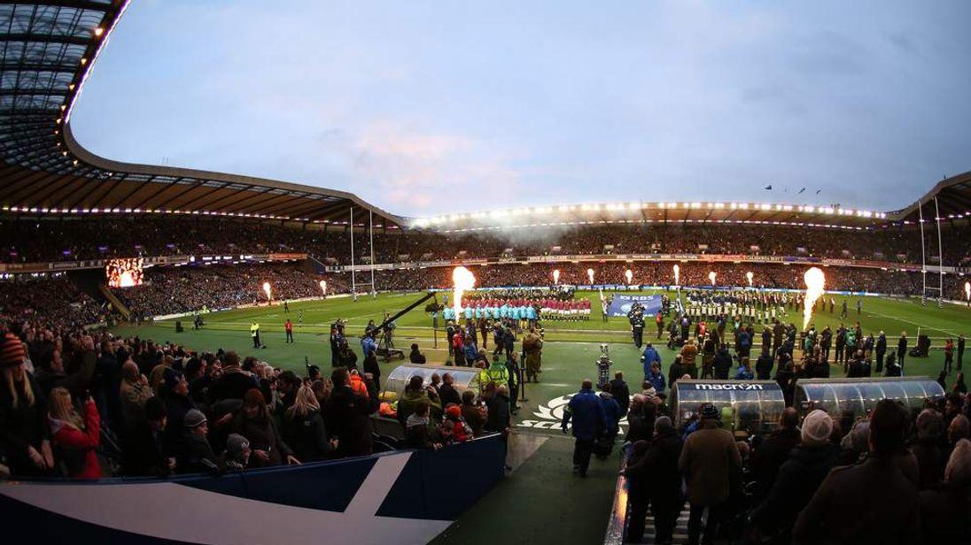 Scotland v England - RBS Six Nations