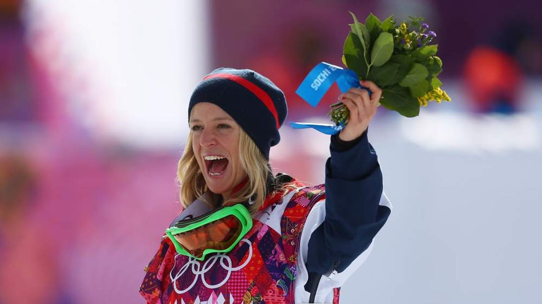 Snowboard - Winter Olympics Day 2 - Jenny Jones
