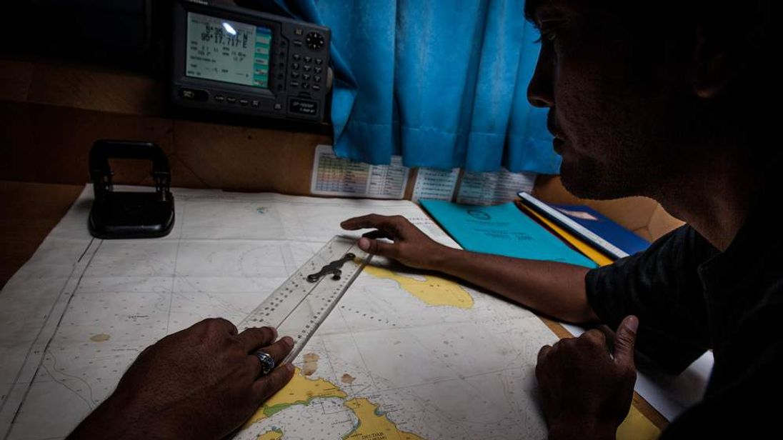 The search for missing flight MH370 continues