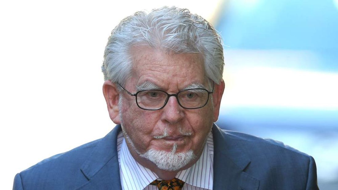 Rolf Harris On Trial  For Alleged Indecent Assault