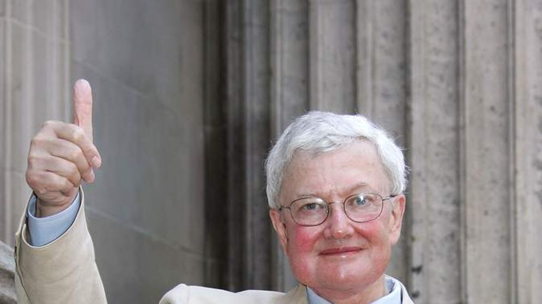 Roger Ebert Honored With The 2,288th Star On The Hollywood Walk of Fame
